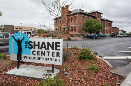 The Shane Center hosts a 165-seat auditorium, a ballroom, mirrored rehearsal hall, music and art studios, classrooms and additional spaces for the creative arts.