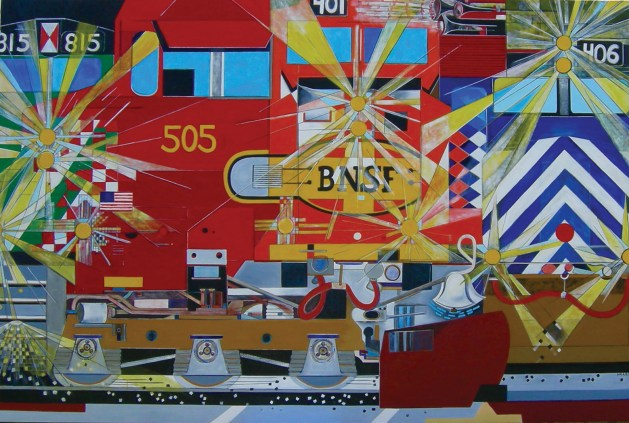 """Derailed"" 