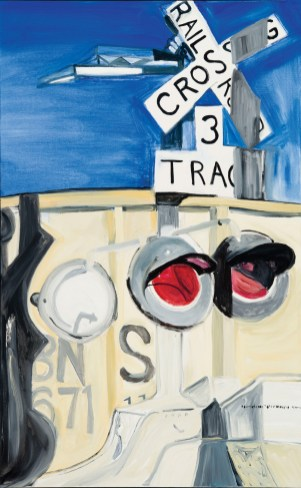 """""""Shadow at the Crossing"""" 