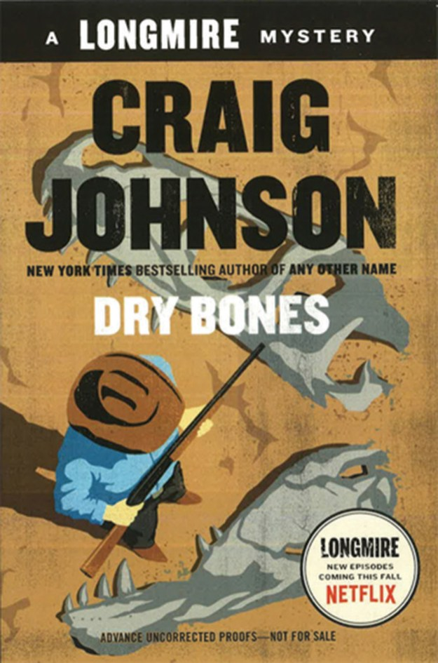 """Dry Bones"" | Craig Johnson"