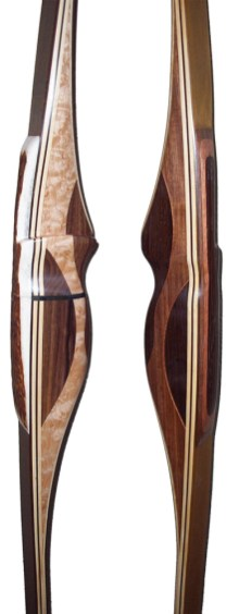 Handcrafted Longbows by Hughes WoodWorks