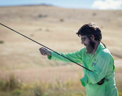 Warriors & Quiet Waters teaches fly fishing skills to veterans and sends them home with gear, so they can continue to pursue the sport for further healing.