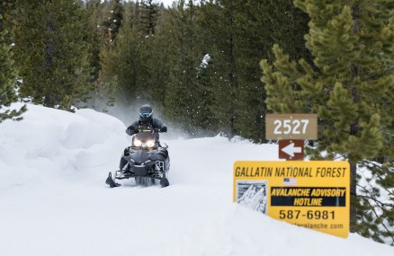 The Gallatin Valley Snowmobile Association maintains over 142 miles of trail every summer and groomed over 2,500 trail miles in 2014. These trails are popular for skiers, skate skiers, snowshoers and snowmobiles alike.
