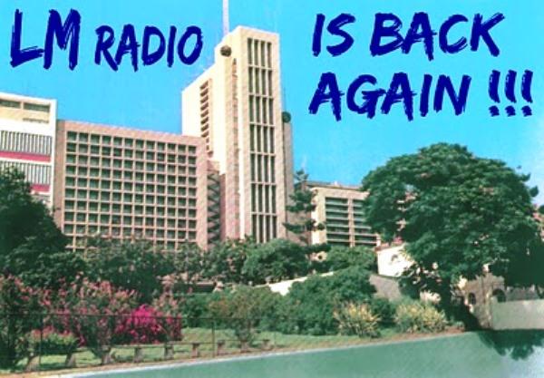 LM RADIO IS BACK
