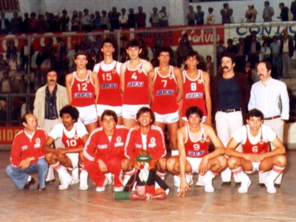 Benfica - Juniores 82