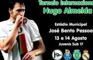 """Torneio Internacional de Futebol_Sub17 «Hugo Almeida» na Figueira da Foz - """"Lérias&Lábias"""" de Paulo Craveiro"""