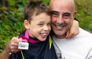 Bailey-Matthews de 8 anos com Paralisia Cerebral um verdadeiro CAMPEÃO!