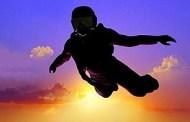 Estrelas de Moçambique (11) – Carlos Botto – Paraquedismo