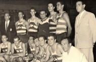 1961/62 - Sporting LM conquista Taça de Portugal em basquetebol