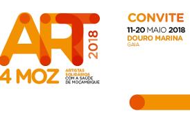 ART4MOZ 2018 CONVITE