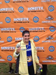 Here's to many more miles, and many more races!