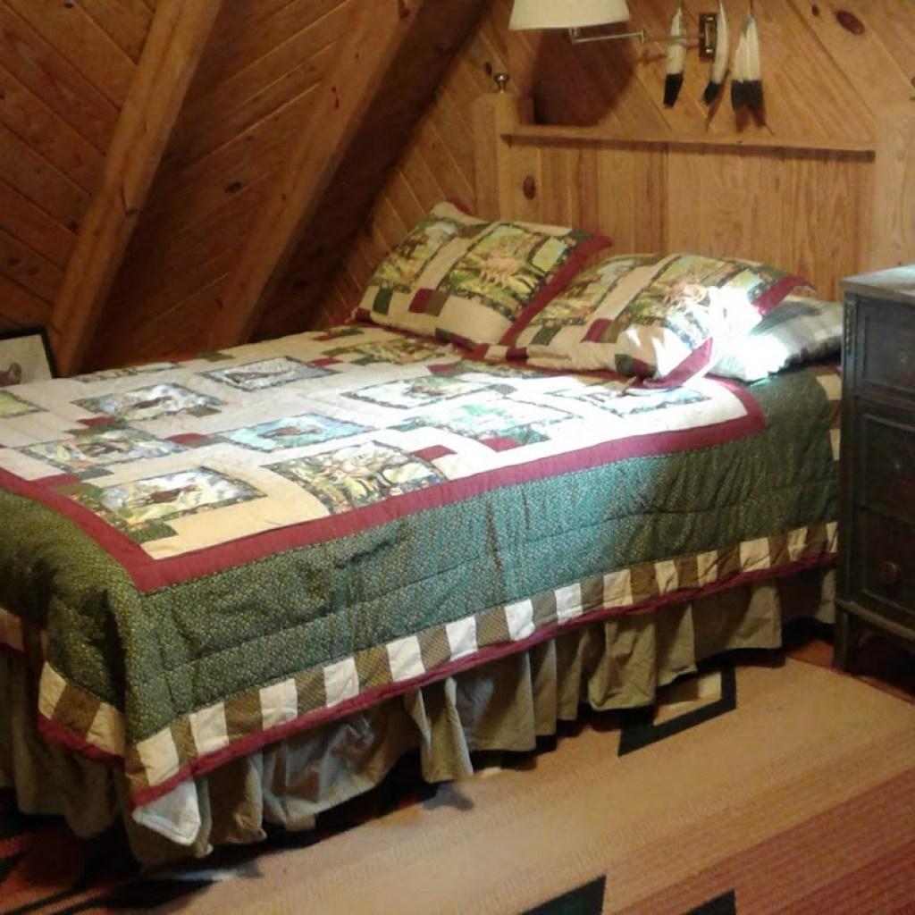 Open Loft bed 1