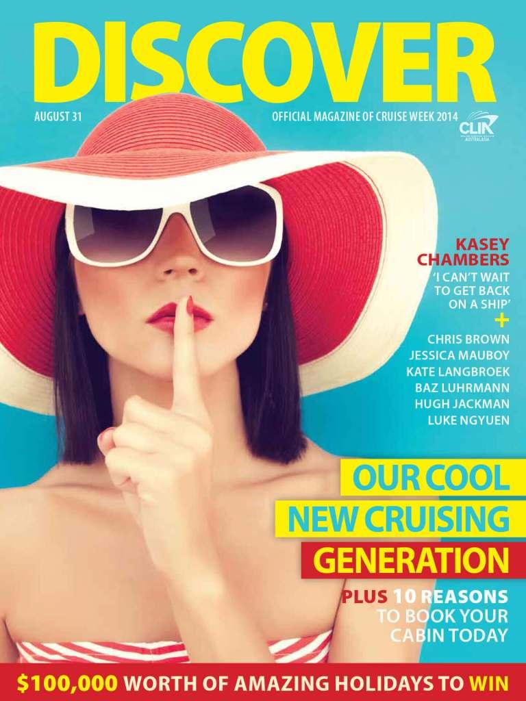 Discover Magazine - CLIA
