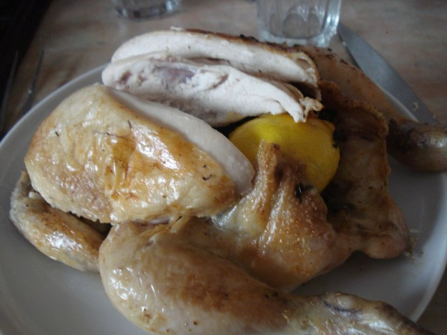heston blumenthal's ultimate roast chicken