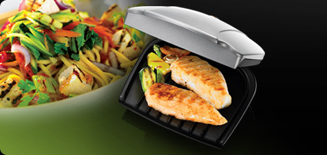 george foreman grill giveaway competition