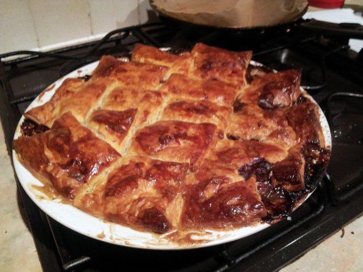 patchwork beef pie