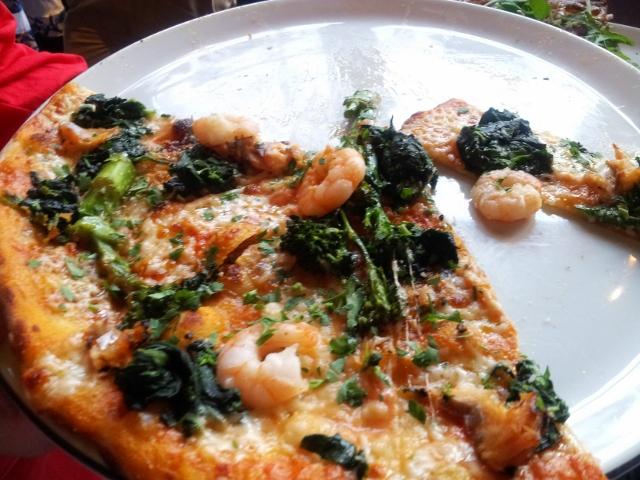 Mare Rossa PIzza Express Pizza