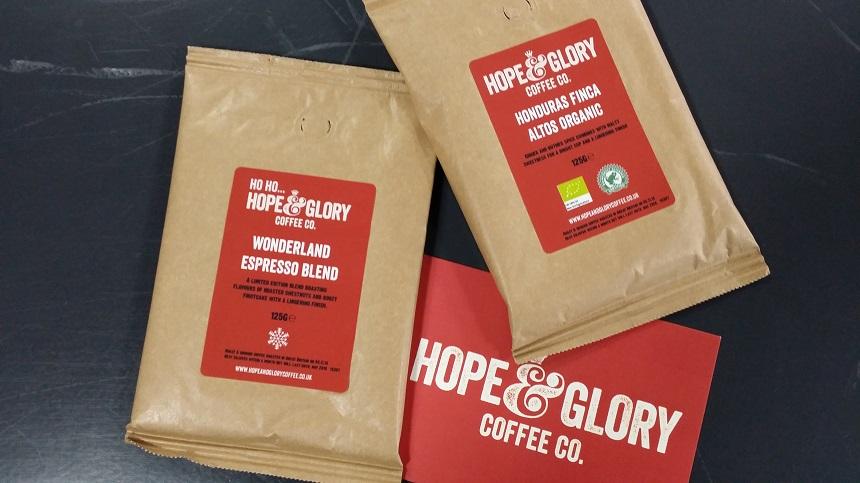 hope and glory coffee