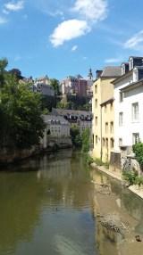 Grund up the river
