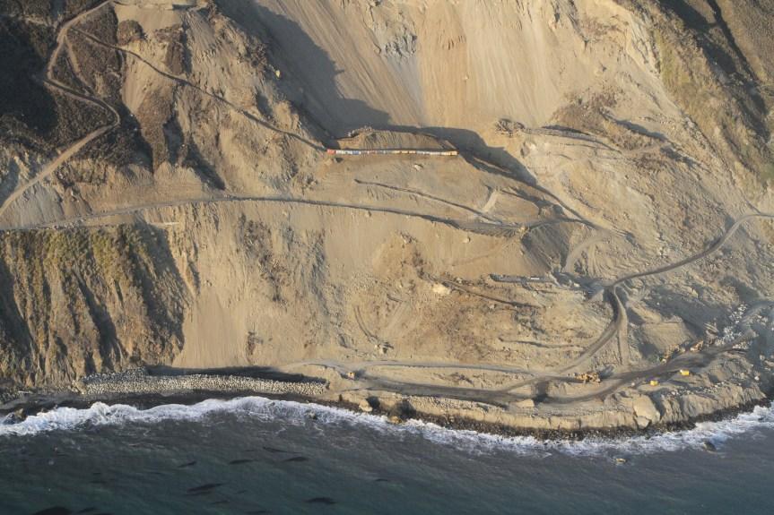 PM 8.9 Mud Creek Aerial by John Madonna 9.1.17