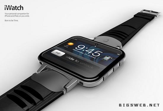 Apple's next generation Smartwatch - iWatch2_01