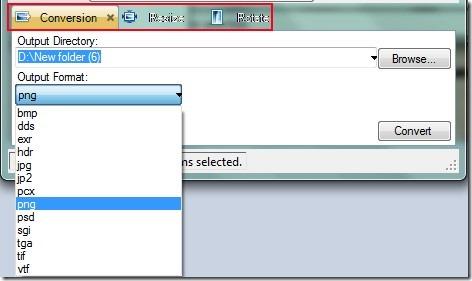 Image Converter Converting, Rotating, Batch Resizing Images (2)