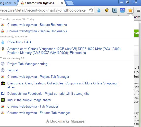 Chrome-bookmark-extensions-bookmarks-recent