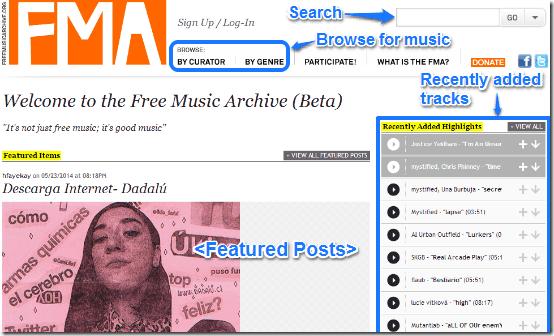 Websites to Download Music (1)