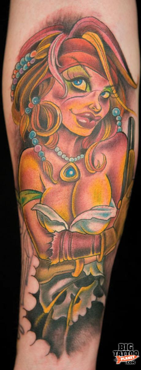 Hope Gallery Tattoos : gallery, tattoos, Tattoo, Royalty, Capobianco:, Gallery, Colour, Planet
