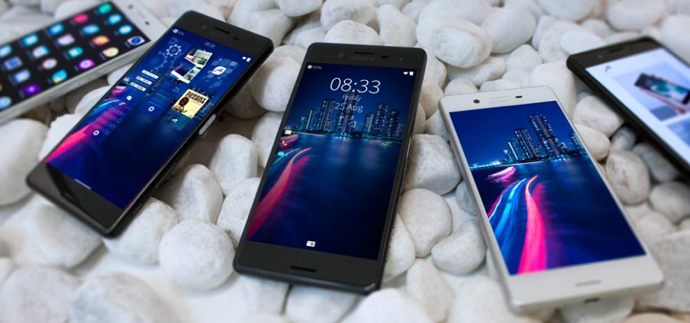 Sailfish OS on Sony Xperia X phones