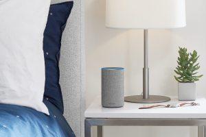Amazon Alexa voice calls