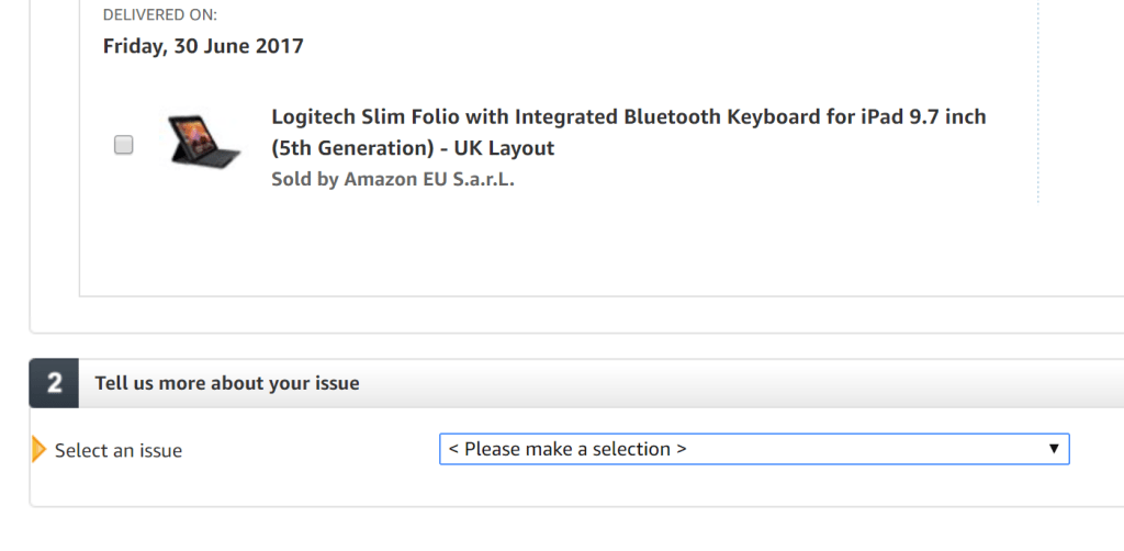 How to claim a refund on Amazon