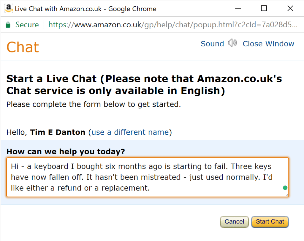 How to get a refund on Amazon