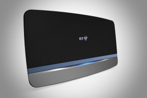 BT Home Hub settings