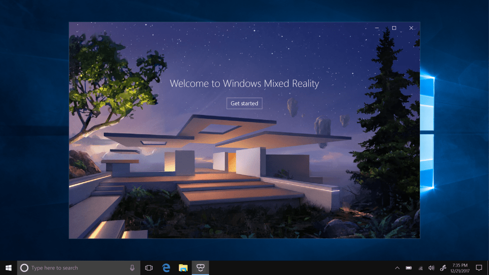 What is Windows Mixed Reality