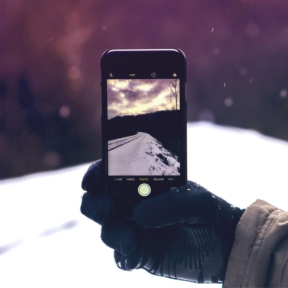 iPhone minimum temperature