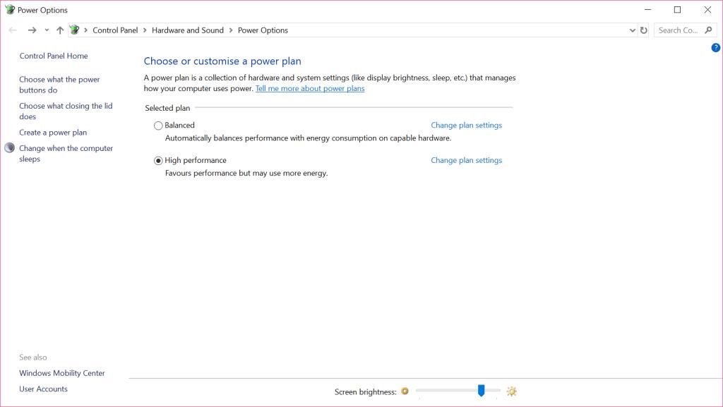 improve Windows 10 laptops battery life