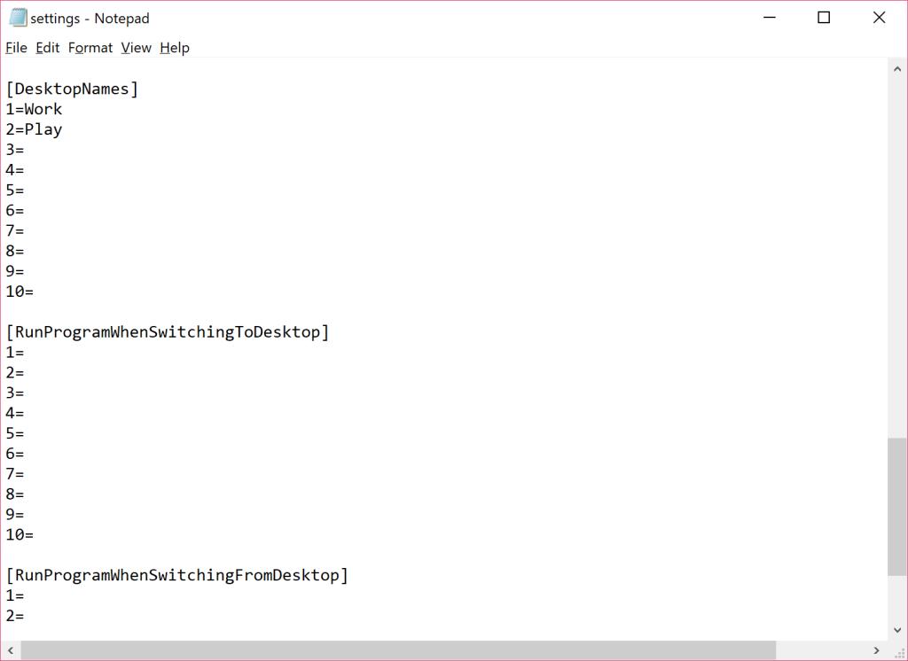 change names of windows 10 virtual desktops