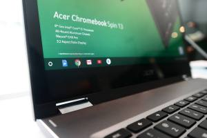 Acer Chromebook Spin 13 review