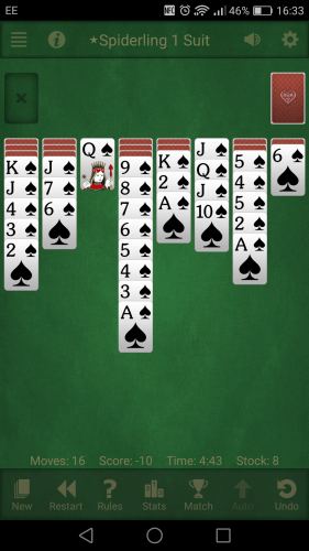 Best free solitaire apps?