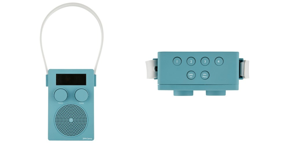 John Lewis Spectrum DAB/FM Digital Shower Radio review ...