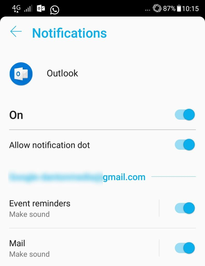 block Android notifications