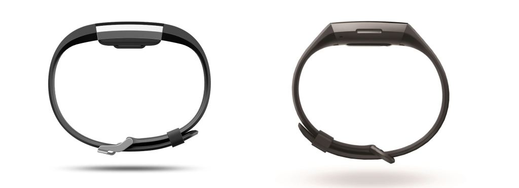 Fitbit Charge 3 vs Charge 2