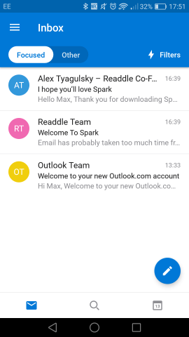 Alternatives to Inbox by Gmail