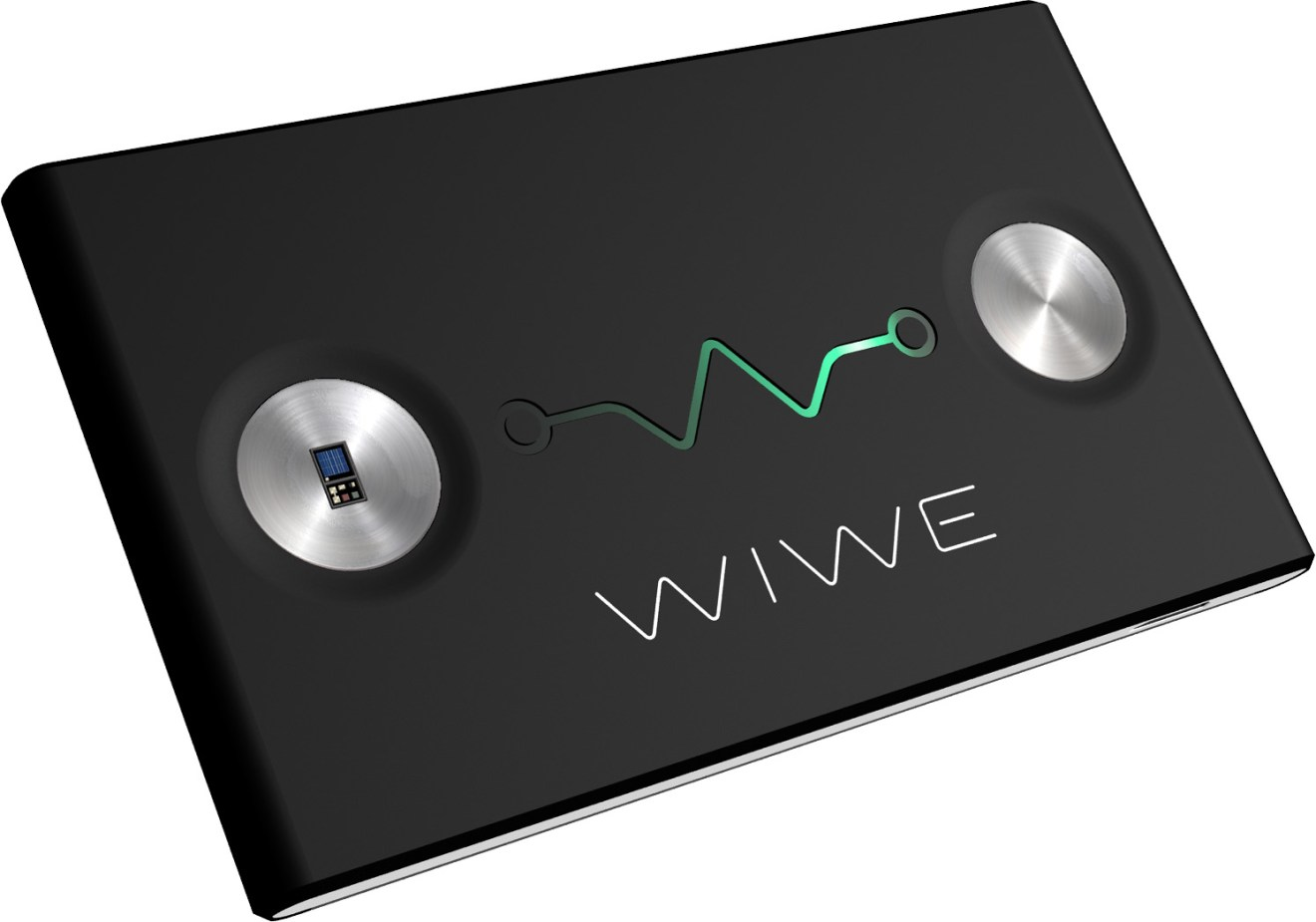 WIWE mobile ECG review: does this credit-card-sized device