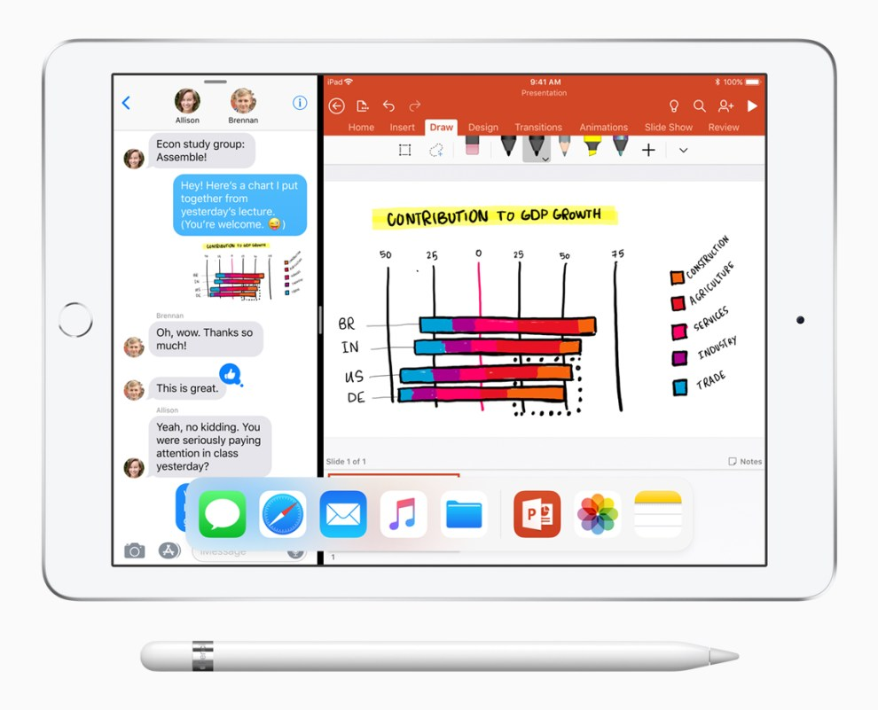 record the screen on an iPhone or iPad