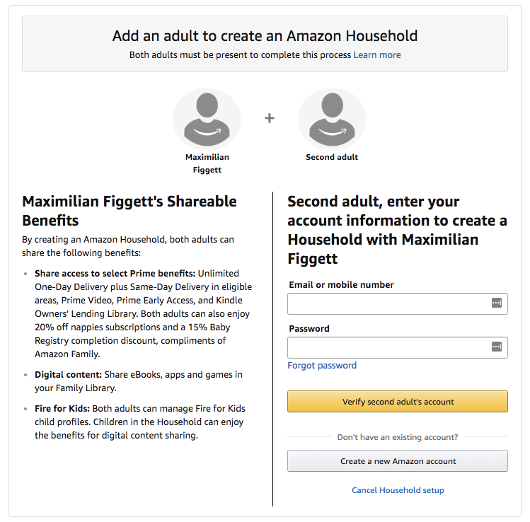 How do I share Amazon Prime membership? | The Big Tech Question