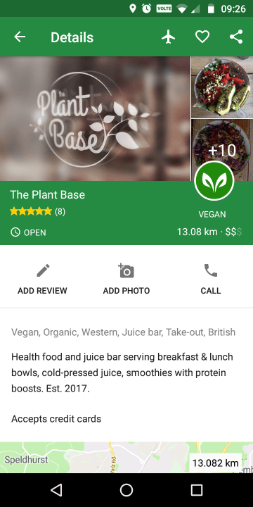 Best apps for vegans