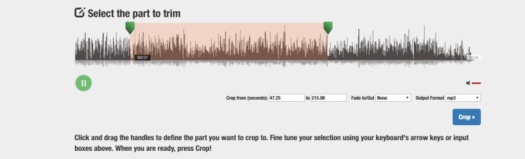 edit an MP3 file