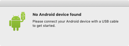 Android photos to a Mac